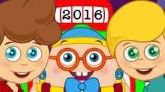 Yılbaşı Şarkısı | Çocuk Şarkıları 2016 | Bebek Şarkıları | Sevimli Dostl...