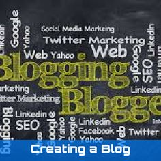Creating A Blog, Social Media, Create, Cover, Board, Social Networks, Sign, Social Media Tips