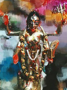 Kali Mata, Divine Mother, Upcoming Movies, Central Asia, Durga, Ganesha, Deities, Goddesses, Krishna