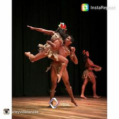 Iv Gala @prodanzacarabobo con El cacique de hierro gracias a @arteyvidadanzas  por hermosa fotografia #esenciavenezolana  #indomita by esencia_venezolana