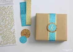 Easy DIY Gift Wrapping Idea on a Budget