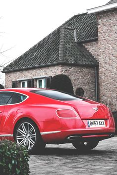 Photoshoot Bentley Continental GT Speed (for a Dutch Car Magazine) (by Bas Fransen Photography)