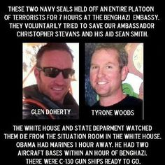 Brave and honorable. An example to all. 2 former Navy Seals give their lives to save 30 others.