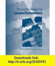 Favorite Ways to Learn Economics (9780324222029) David Anderson, James Chasey , ISBN-10: 0324222025  , ISBN-13: 978-0324222029 ,  , tutorials , pdf , ebook , torrent , downloads , rapidshare , filesonic , hotfile , megaupload , fileserve
