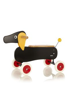 Dachshund children's bike.