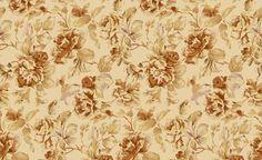 wallpapers vintage floral pattern