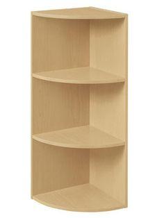 30 Genius Organizing Products. Corner Shelf UnitCorner ...