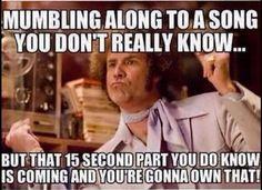 20 Really Hilarious Song Lyrics Memes Thatll Make You Happy Funny Song Lyrics, Song Memes, Funny Songs, Music Memes, Music Lyrics, Videos Funny, Funny Music, Memes Humor, Funny Cat Memes