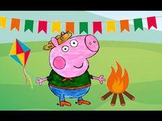 Ecouter et télécharger Peppa Pig Português | Compilação 2 (45 minutos) en  MP3 - MP3.xyz