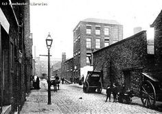 The labour home, Ancoats, 1893 World History Teaching, World History Lessons, History Facts, Family History, Manchester England, Manchester City, Native American History, American Civil War, Old Photos