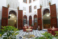 Riad au Maroc… | Redouane Lahloul