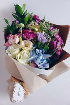 Bunch Of Flowers, Fresh Flowers, Colorful Flowers, Beautiful Flowers, Bouquet Wrap, Hand Bouquet, Flower Cart, Flower Boxes, Flower Images
