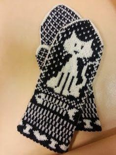 friskyfrog´s bod Knitted Mittens Pattern, Knit Mittens, Knitted Gloves, Knitting Patterns, Knitting For Charity, Fair Isle Knitting, Knitting Socks, Baby Knitting, Crochet Cross