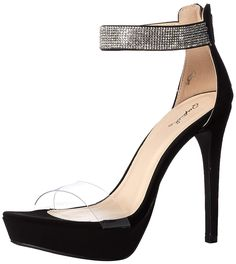 9385ef5430e5 Qupid Women s Platform Heeled Sandal   Wonderful to have you for visiting  our photograph.