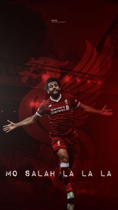 Ro Salah Liverpool, Liverpool Football Club, Liverpool Fc, Liverpool You'll Never Walk Alone, Liverpool Wallpapers, Messi And Neymar, This Is Anfield, Mo Salah, Red Day