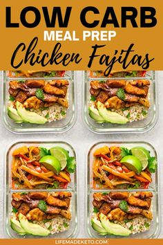 Easy Healthy Meal Prep, Easy Healthy Recipes, Easy Meals, Meal Prep Cheap, Low Carb Cheap Meals, Healthy Lunch Meals, Easy Lunch Meal Prep, Weekly Meal Prep, Simple Meal Prep