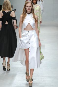 Carven Spring 2014 Ready-to-Wear Slideshow on Style.com