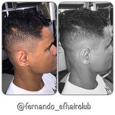 "#undercut  / Do ""0"" ao ... #efhairclubBARbearia #efhairclub #barbershopbrasil #tijuca #tapanovisual #cortando #cabelo #cortemasculino #barberlove @barbershopconnect"