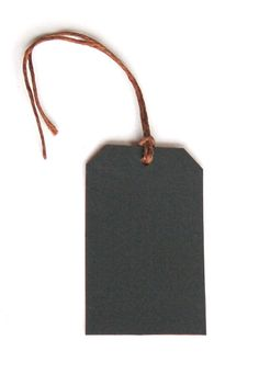 Chalkboard Hang Tags  Storage Label Tags  Gift Tags  by ducsunaru, $6.50