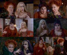 Hocus Pocus best Halloween movie ever!!!!