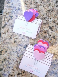 Bookmark Valentines in Bulk for Classroom by TheWhimsicalWyldwood, $4.00