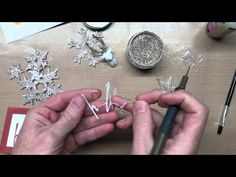 2015 VIDEO Distress Glitter Dust ... Tim Holtz introduces the New Distress Glitter Dust from Ranger...