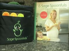 Sage Spoonfuls: Easy homemade baby food.