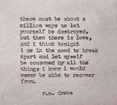 Love! #rmdrake ❤️