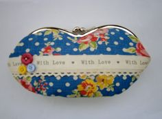 With Love  Glasses Case £14.00 #febfolks