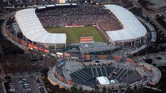Los Angeles, Galaxy stadium
