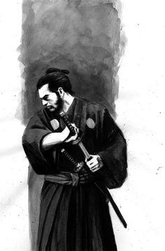 Samurai Wolverine by David Aja