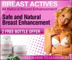 Breast enhancement creams are often utilized with breast enhancement tablets. They could boost the effects of the pills or can be made use of individually to raise the dimension and firmness of the Breasts. Breast Actives cream help get women larger, firmer Breasts normally. The creams consist of a well-known blend of natural herbs and exotic plant removes that has been proven to raise bust size by promoting bodily hormones in the physical body.