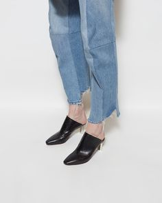 VETEMENTS | Lighter Heel Mule | Shop at La Garçonne