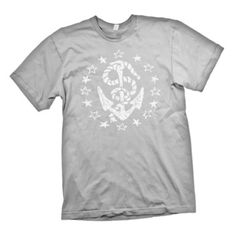 anchor tee, by nate duval. #nautical