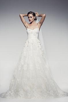 Pallas Couture Wedding Dresses – Fleur Blanche Collection