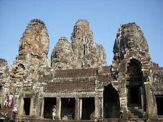 Tower Ankor, Cambodia