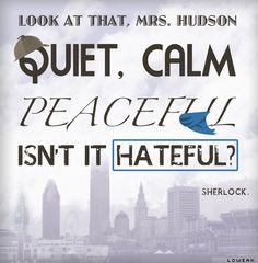 #Sherlock #Quote #BBC  http://parallelgameworld.tumblr.com