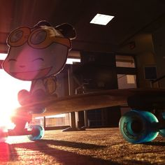 PandaOki street surfing!#adventures #ComicGate #kids #family #childrensbooks #art #books #anime #fun #exercise #read #bookclub #MustRead #reading #authors #pandas #pandaoki #comics #beach #California  #outside #unplug #beachtrends #skateboarding #skateboard