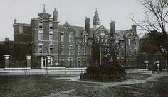 Prince of wales hospital now flats in tottenham green