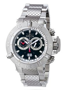 Invicta Subaqua Noma watch.  Invicta watches offer beautiful styling at a very reasonable price point.