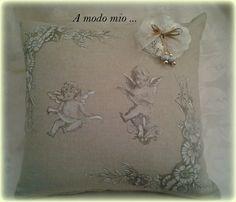 cuscino angeli