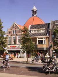 Beverwijk, the Netherlands. Where I grew up.