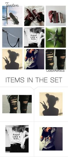 """""""Tenten ~ Aesthetics"""" by little-flemo ❤ liked on Polyvore featuring art"""