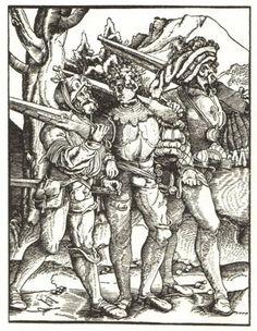 1513 allemagne par hans beham sebald lansquenets a01