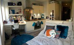 Corner Desk, Student, Furniture, Home Decor, Corner Table, Decoration Home, Room Decor, Home Furnishings, Home Interior Design