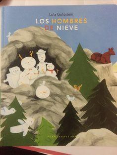 Los hombres de nieve - Lola Goldstein