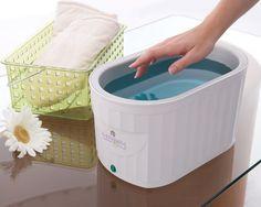 The Nail Lady November 2013 Blog Post. Paraffin Wax Treatment. http://nailady.com/paraffin-wax-treatment/