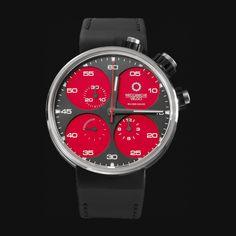 Meccaniche Veloci - Quattro Valvole 44 - Chronograph - Classic - W123N151