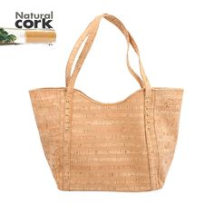 (69.00$)  Watch now - http://ai3rr.worlditems.win/all/product.php?id=32789742005 - Natural cork handmade women Original Totes casual totes handbags vegan high quality Bag-133 From Portugal