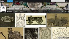 An American academic is creating a searchable database of 12 million historical copyright-free images.  Kalev Leetaru has already uploaded 2.6 million pictures to Flickr, which are searchable thanks to tags that have been automatically added.  The photos and drawings are sourced from more than 600 million library book pages scanned in by the Internet Archive organisation.  The images have been difficult to access until now.